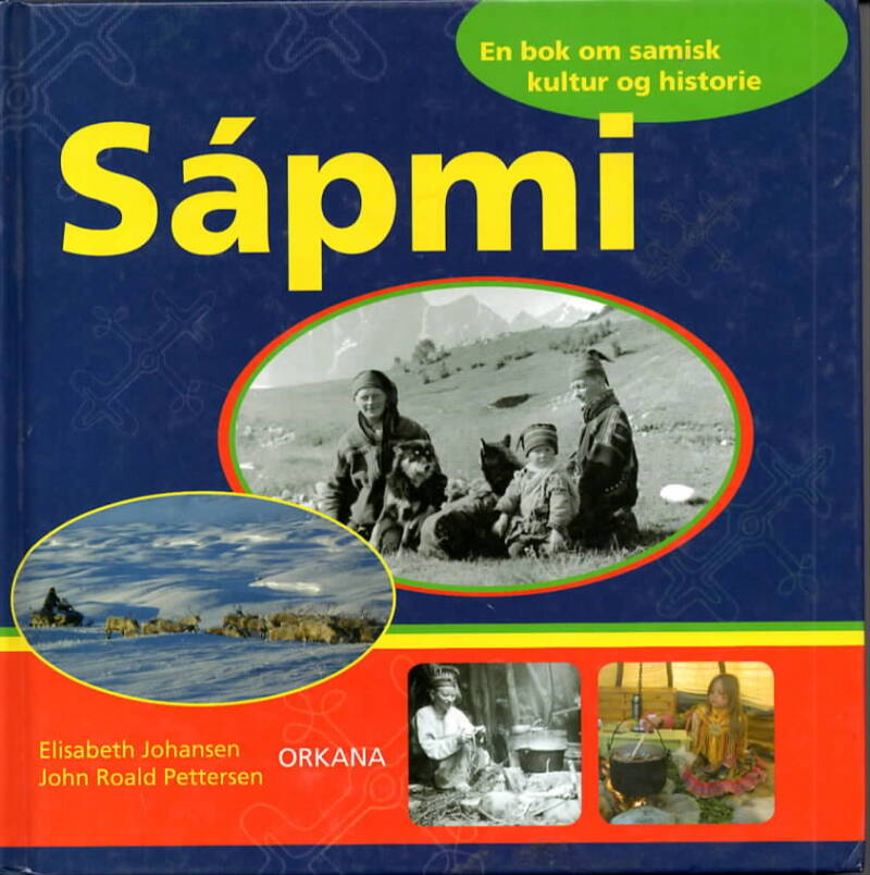 Sápmi – En bok om samisk kultur og historie