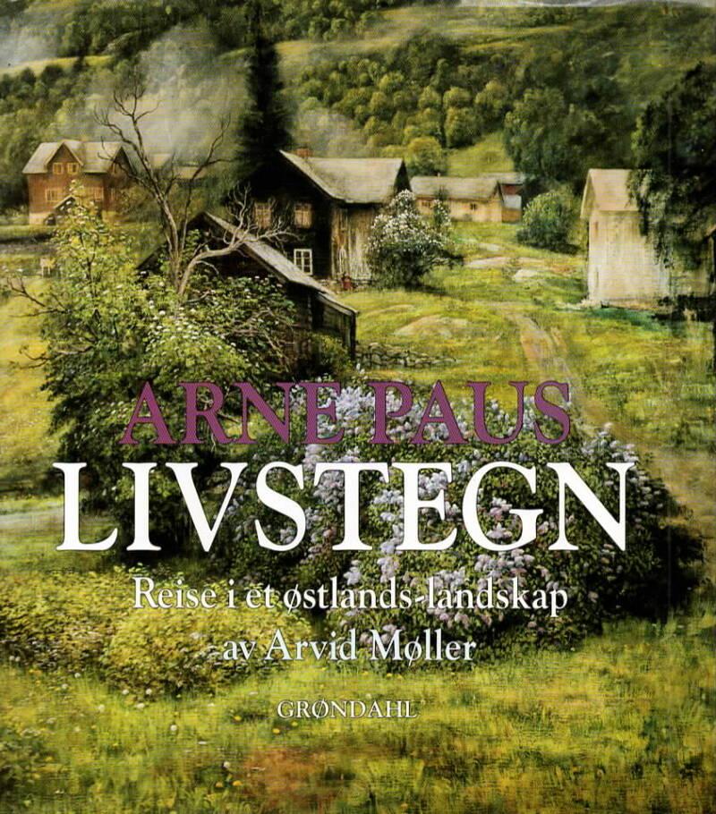 Arne Paus – Livstegn