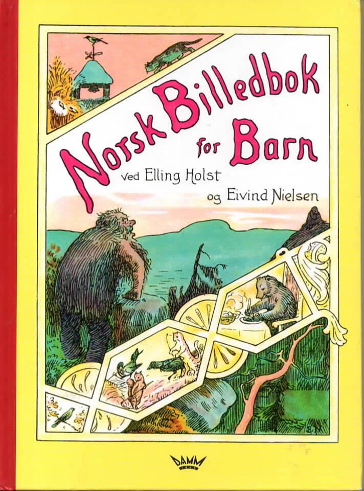 Norsk Billedbok for Barn