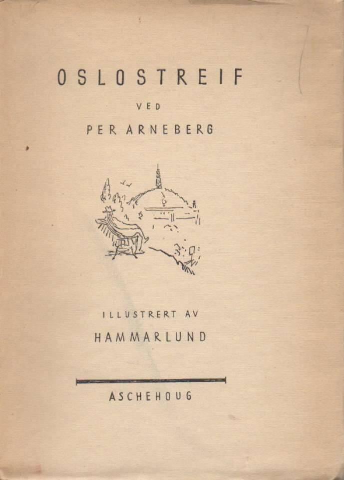 Oslostreif - ved Per Arneberg