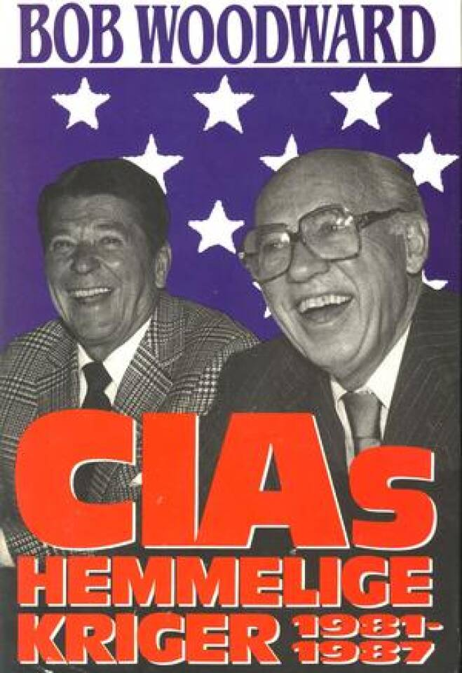 CIAs hemmelige kriger 1981-1987
