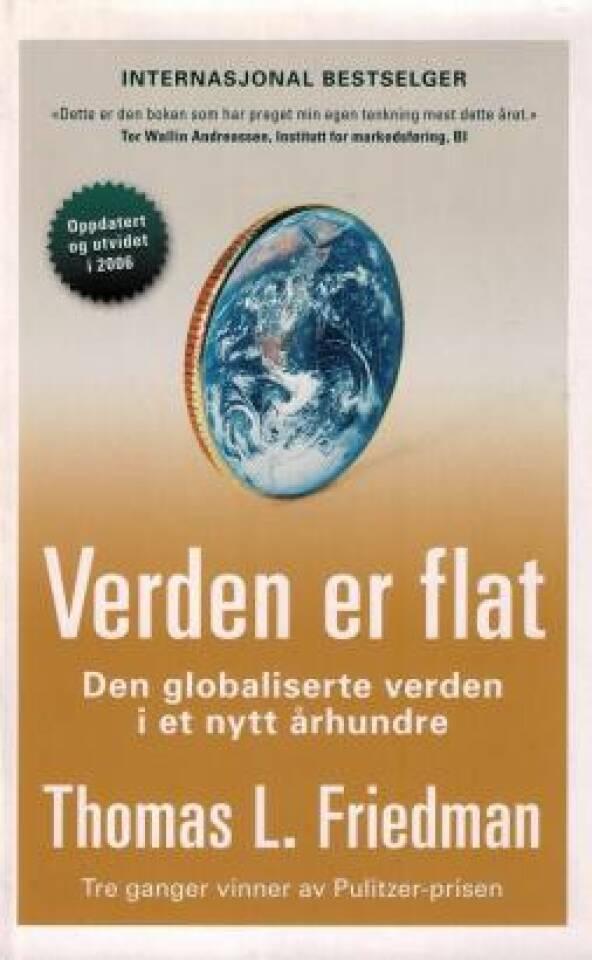 Verden er flat