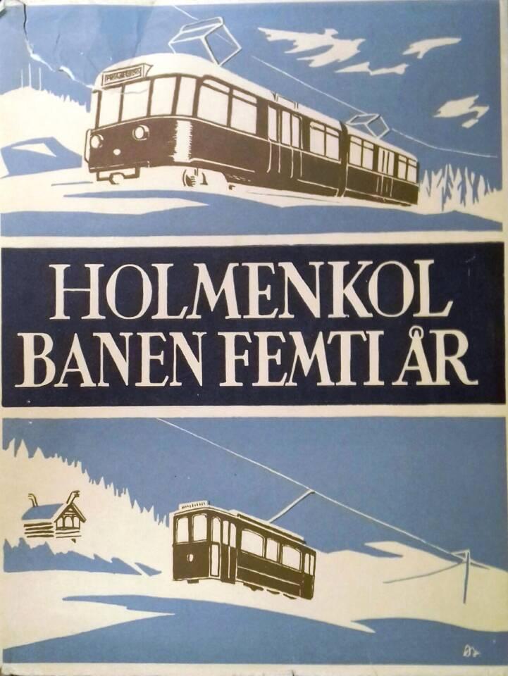 Holmenkolbanen femti år (1898 - 1948)