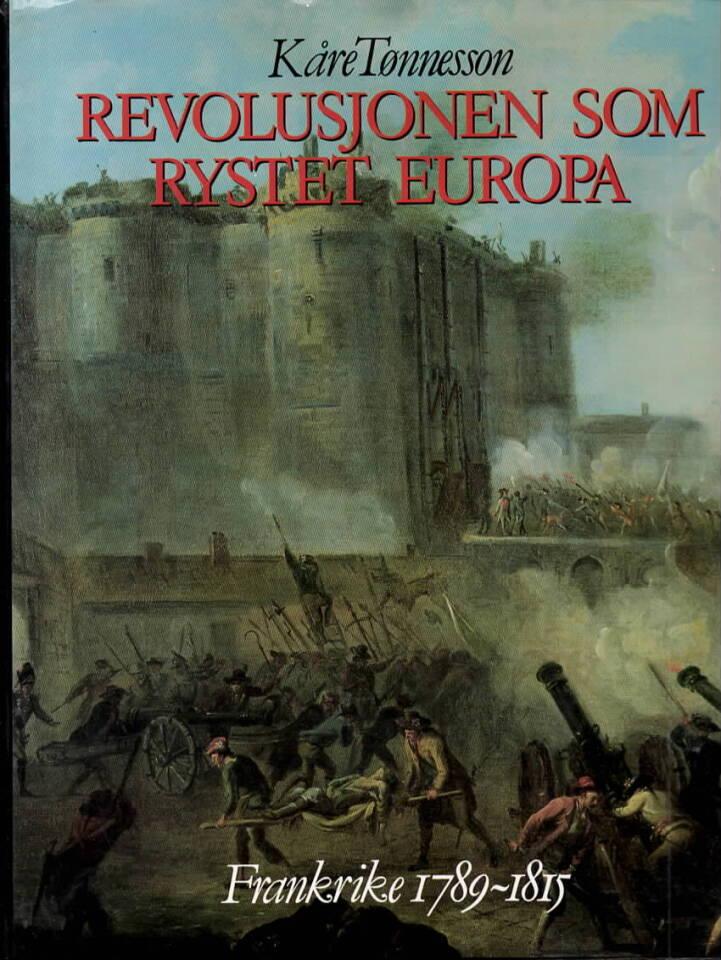 Revolusjonen som rystet Europa