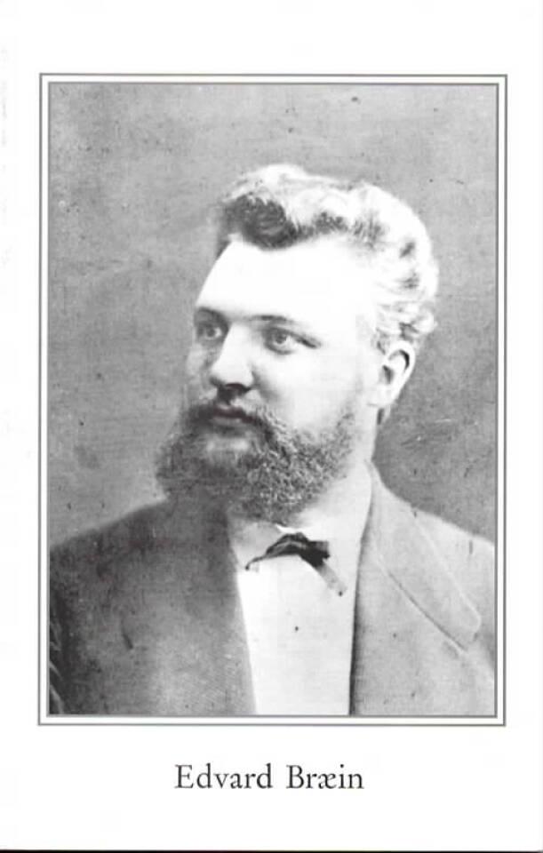 Edvard Bræin – Fra husmannsplassen i Fåberg til Den Keiserlige Opera i St. Petersburg