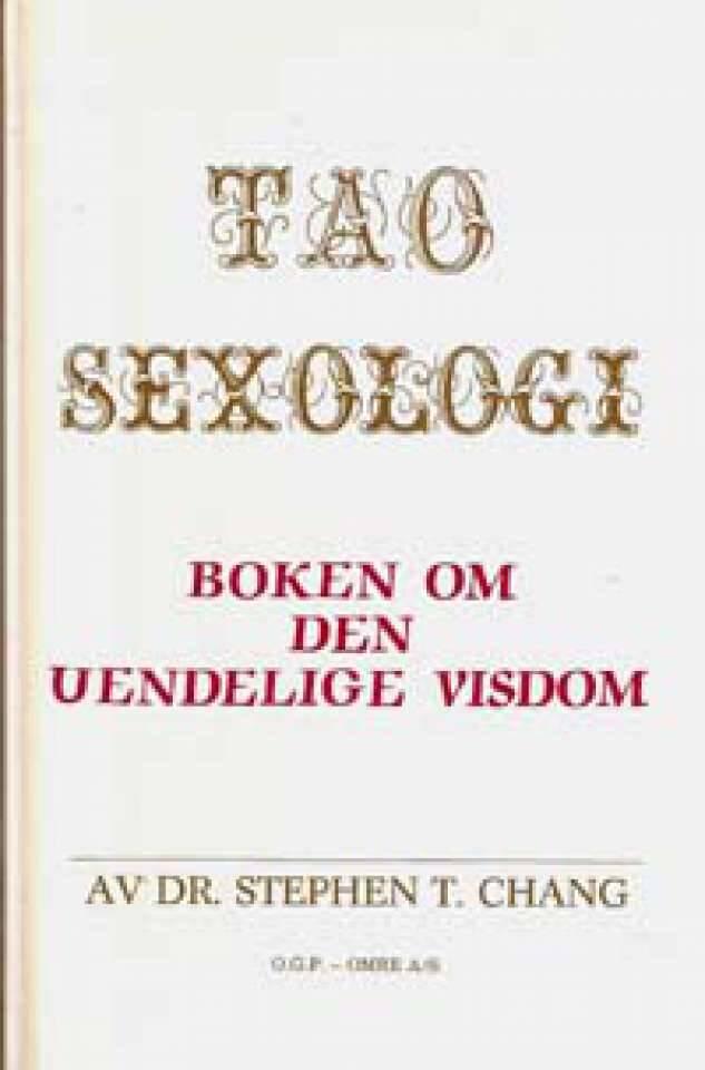 Tao Sexologi. Boken om den uendelige visdom