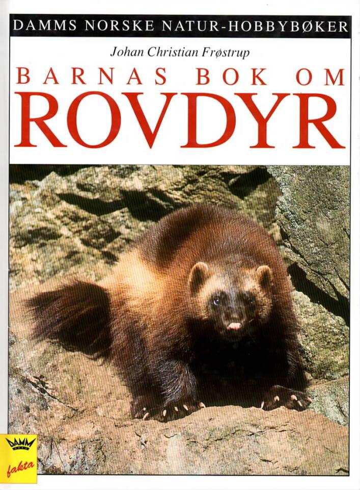 Barnas bok om rovdyr