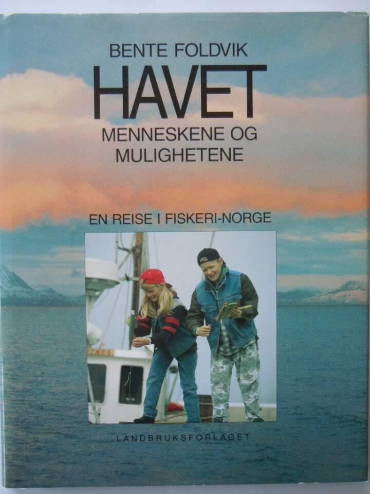HAVET Menneskene og mulighetene. En reise i fiskeri-Norge