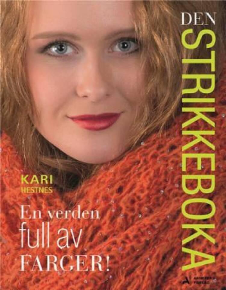 Den strikkeboka- En verden full av farger!