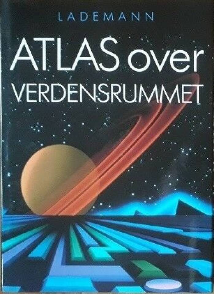 Lademanns Atlas over verdensrummet.