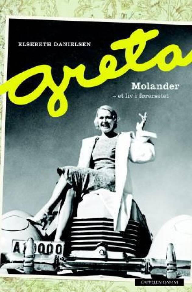 Greta Molander -et liv i førersetet