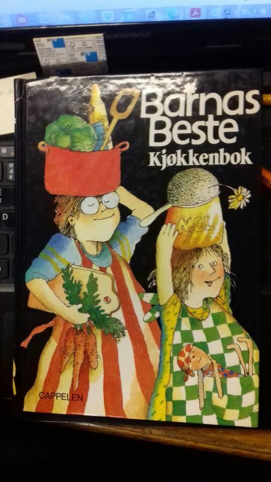 Barnas Beste Kjøkkenbok
