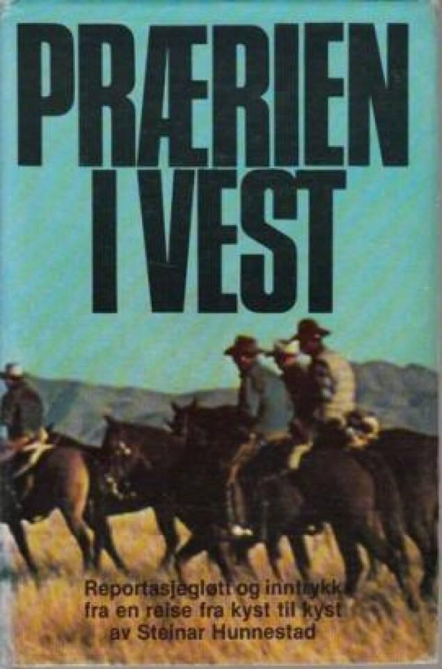 Prærien i vest