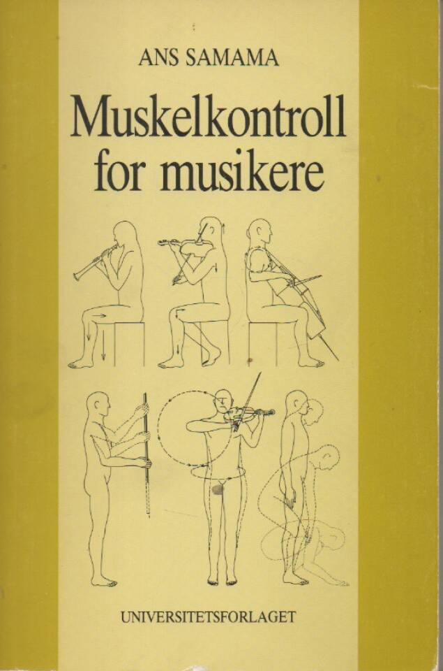 Muskellkontroll for musikere