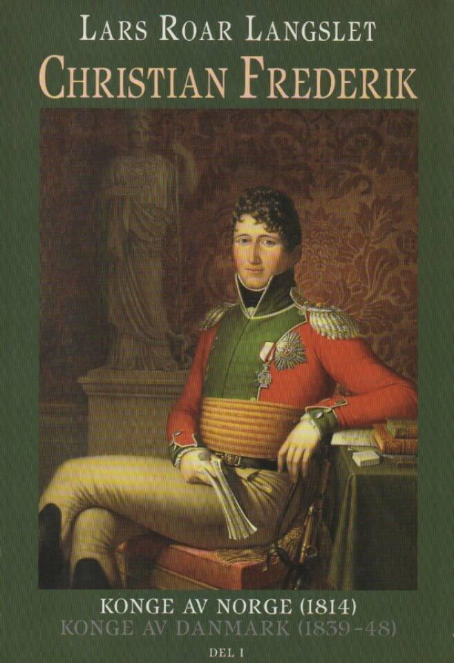 Christian Fredrik – konge av Norge (1814)