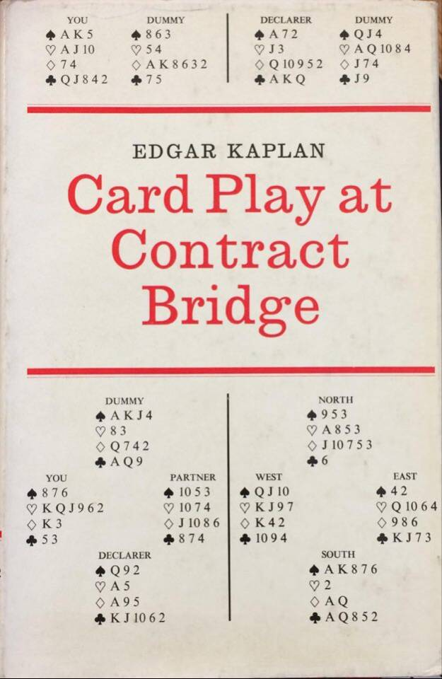 Card Play at Contract Bridge