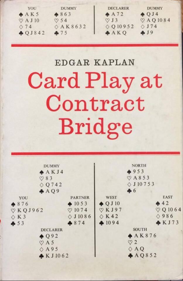Card Play at Contract Bridge