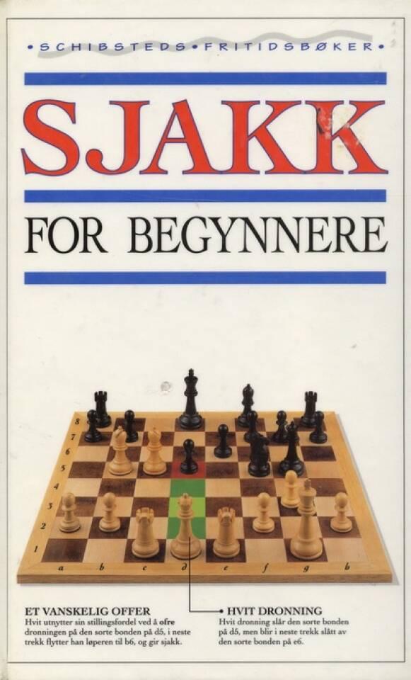 Sjakk for begynnere