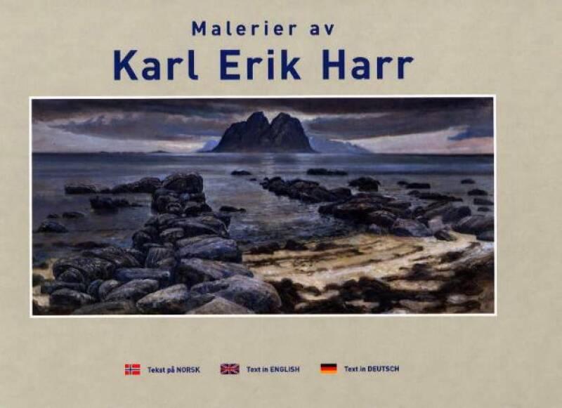 Malerier av Karl Erik Harr