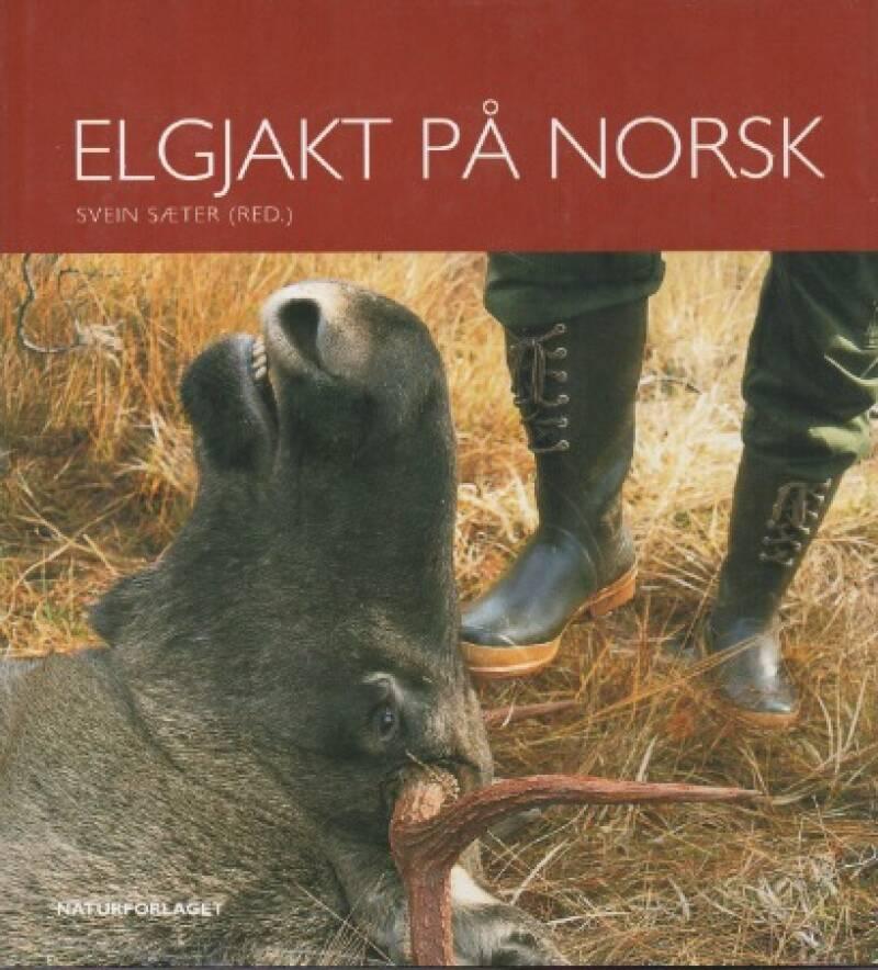 Elgjakt på norsk