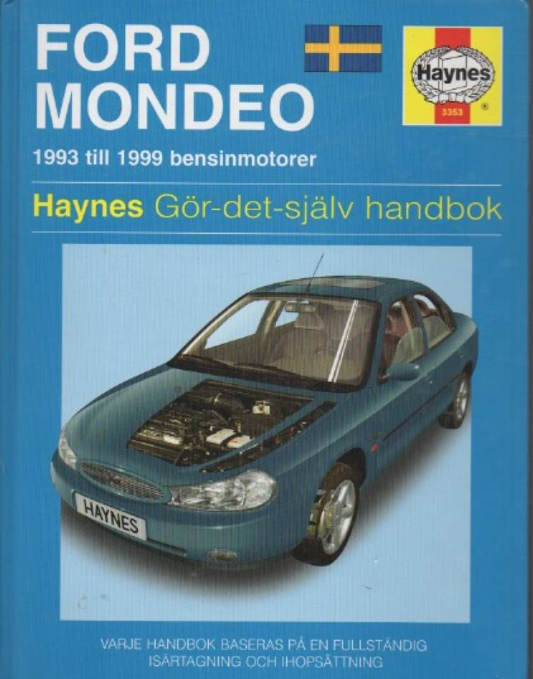 Ford Mondeo 1993-1999 bensin