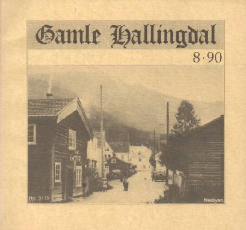 Gamle Hallingdal 8-90