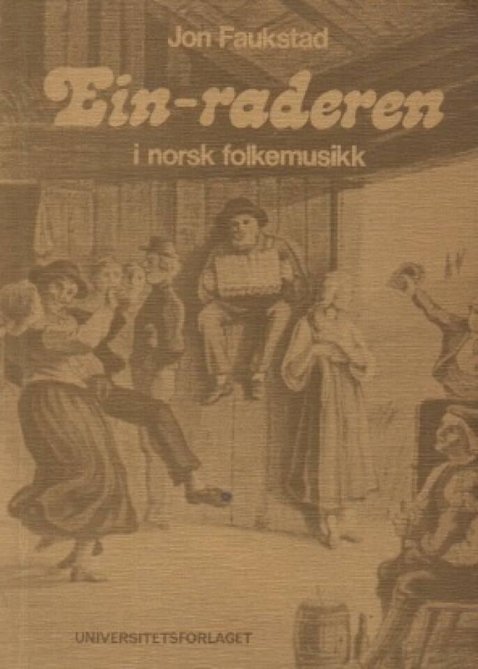 Ein-Radieren i norsk folkemusikk