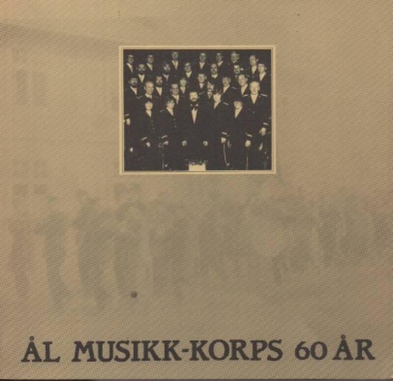 Ål musikk-korps 60 år