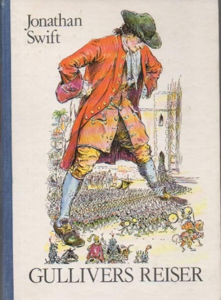 Gullivers reiser – til lilleputt og brobdingnag