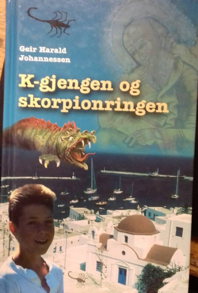 K-gjengen og skorpionringen
