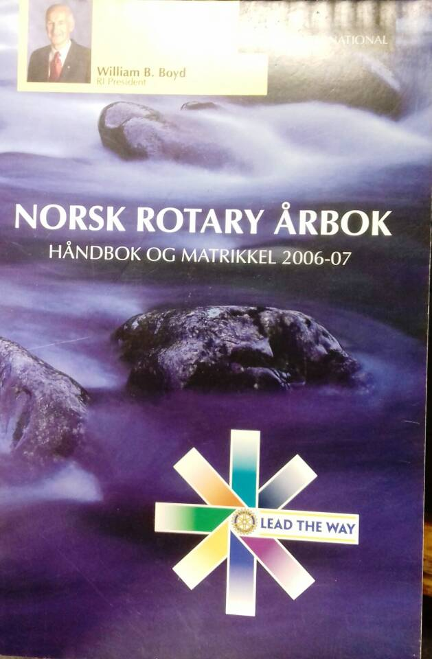 Norsk Rotary årbok