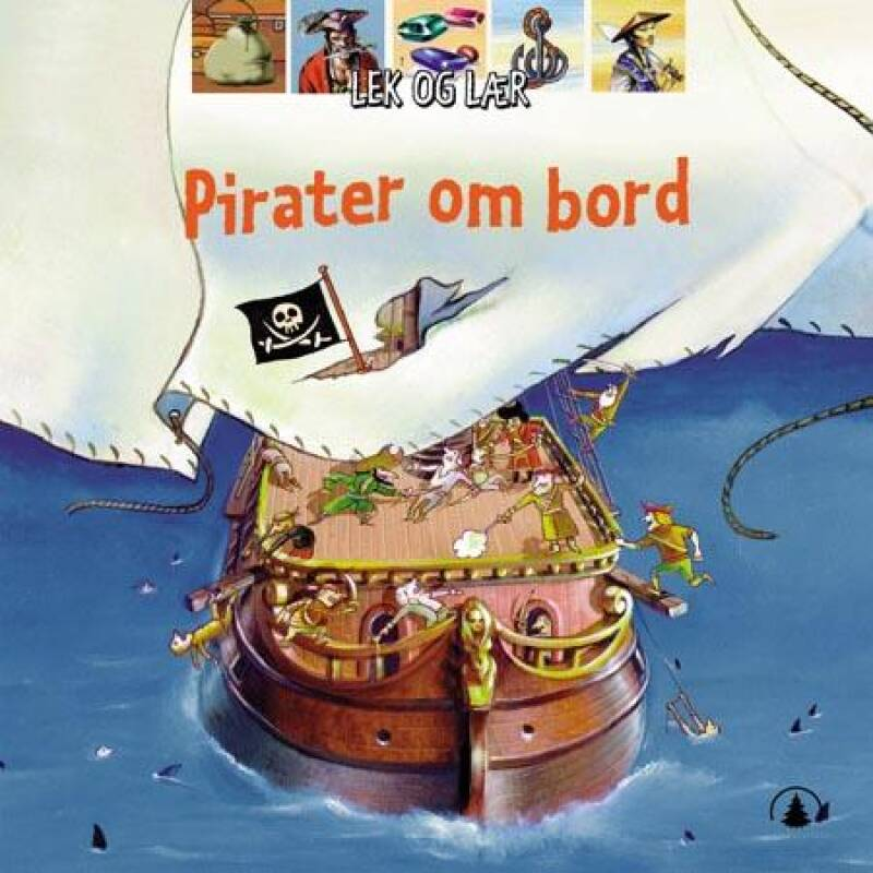Pirater om bord