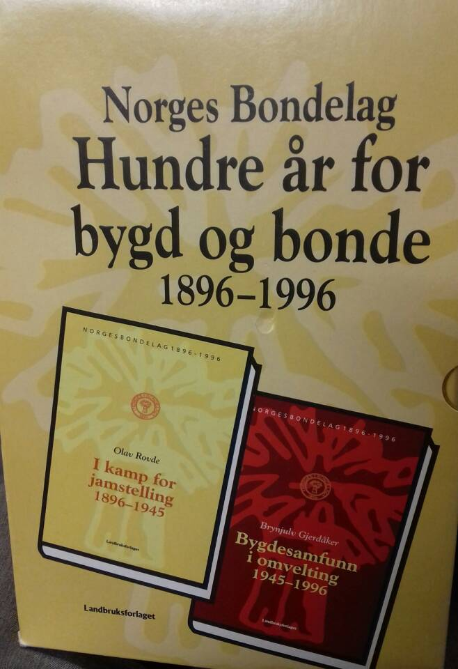 Hundre år for bygd og bonde