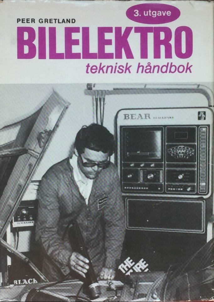Bilelektro teknisk håndbok