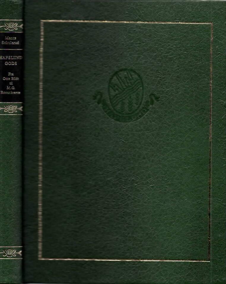 Hafslund gods – fra Otte Bildt til M. G. Rosenkrantz
