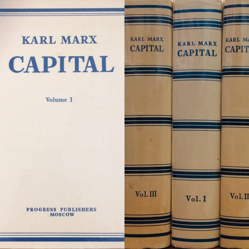 CAPITAL A critical analysis of capitalist production