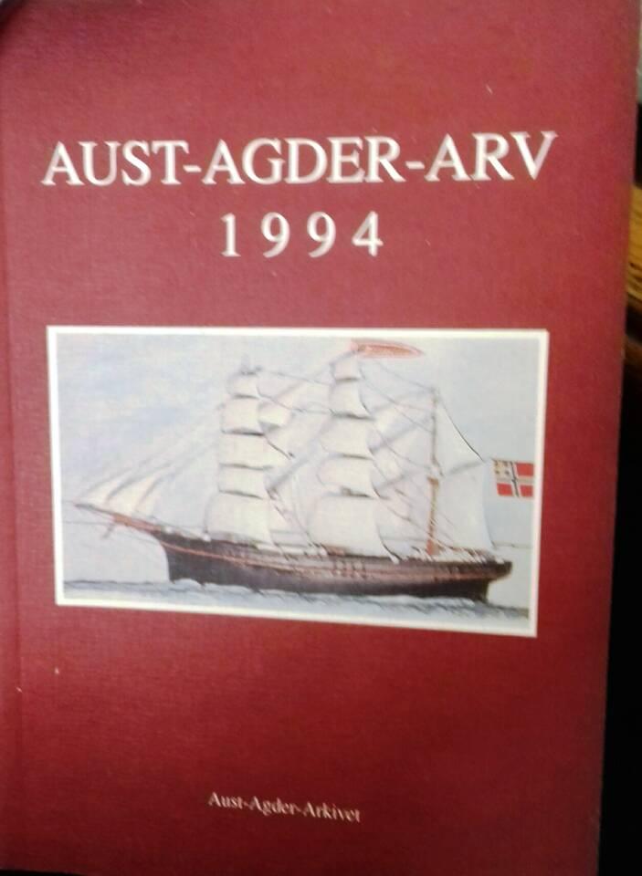 Aust-Agder-Arv 1993