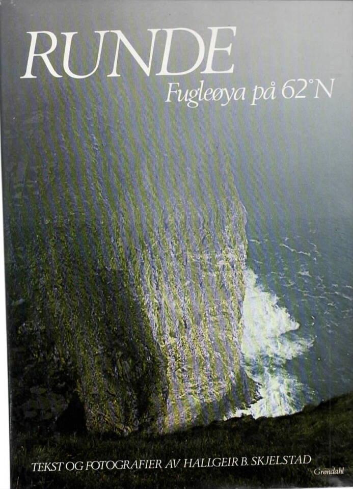 Runde – Fugleøya på 62 grader nord