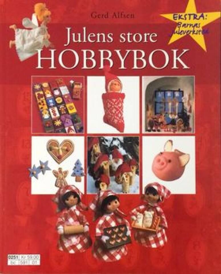 Julens store hobbybok