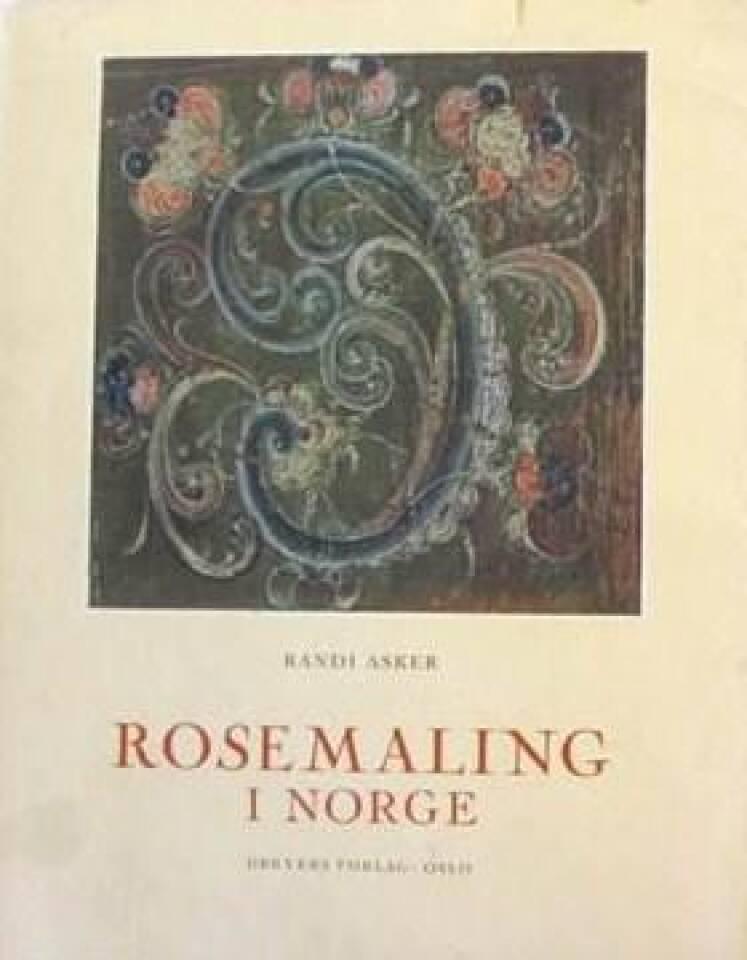 Rosemaling i Norge
