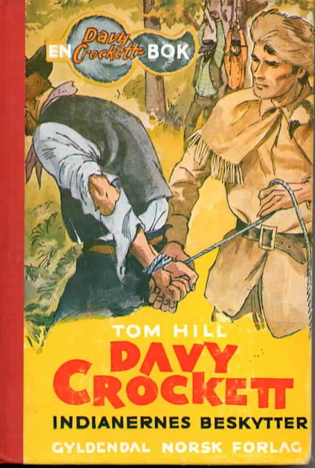 Davy Crockett – indianernes beskytter