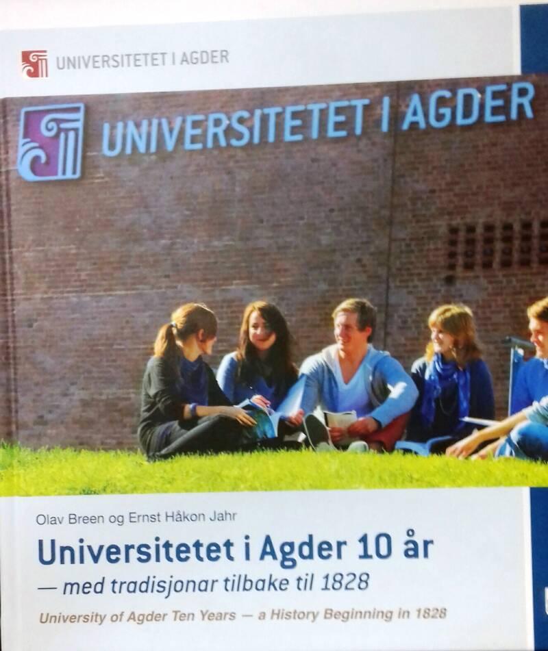 Universitetet i Agder 10 år