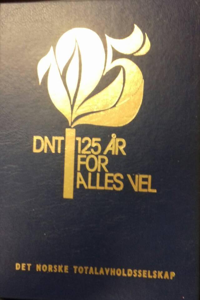 DNT 125 år for alles vel