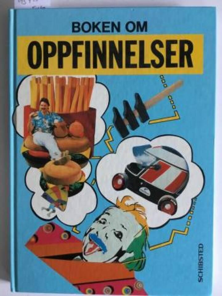 Boken om oppfinnelser