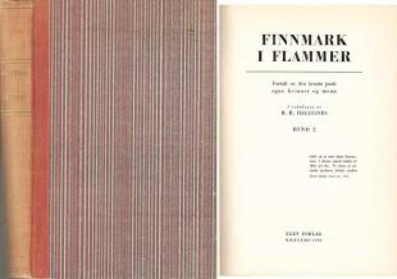 FINNMARK I FLAMMER Bind 2