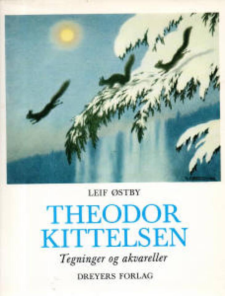 Theodor Kittelsen Tegninger og akvareller
