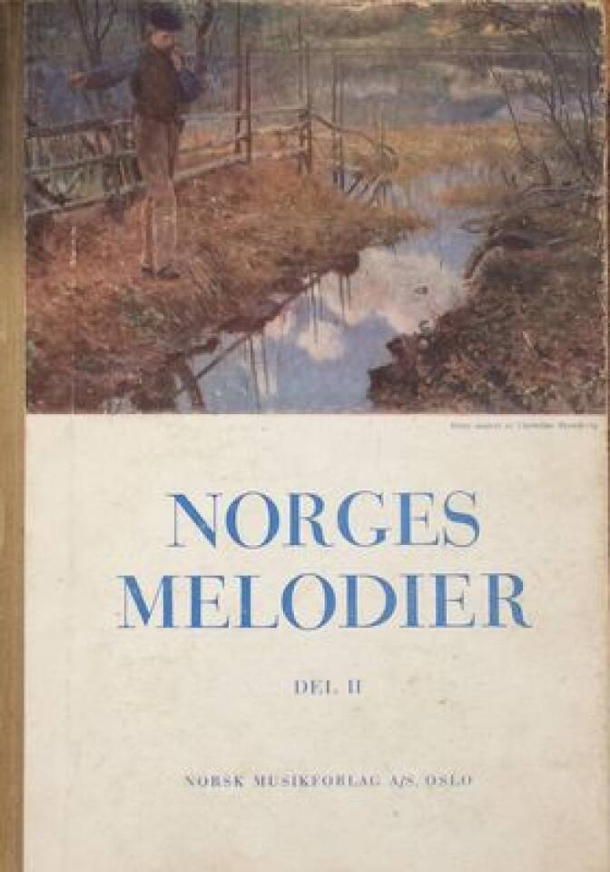 NORGES MELODIER DEL II