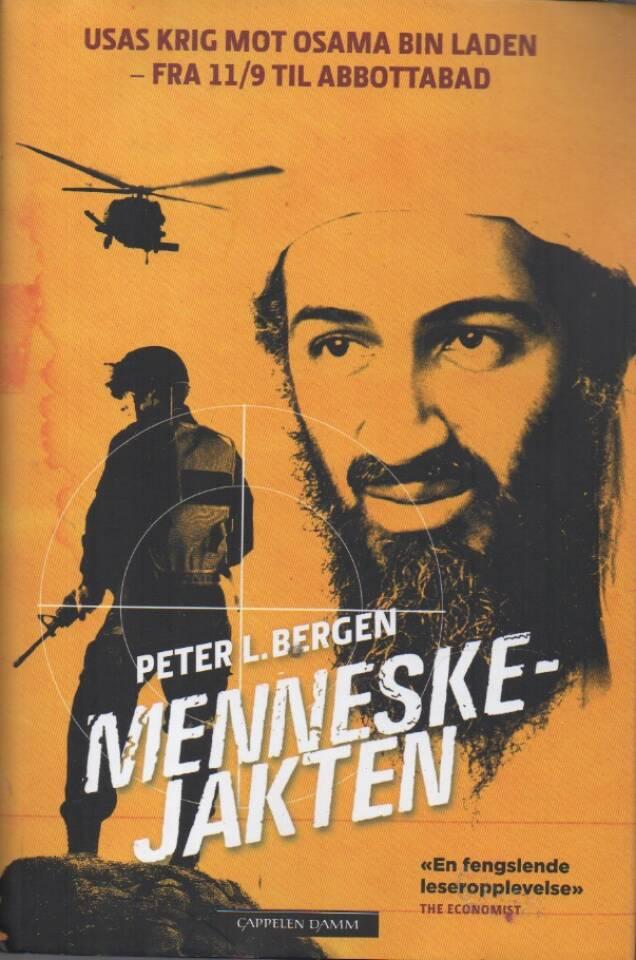 Menneskejakten – USAs krig mot Osama Bin Laden