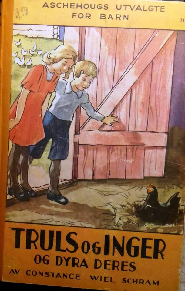Truls og Inger og dyra deres
