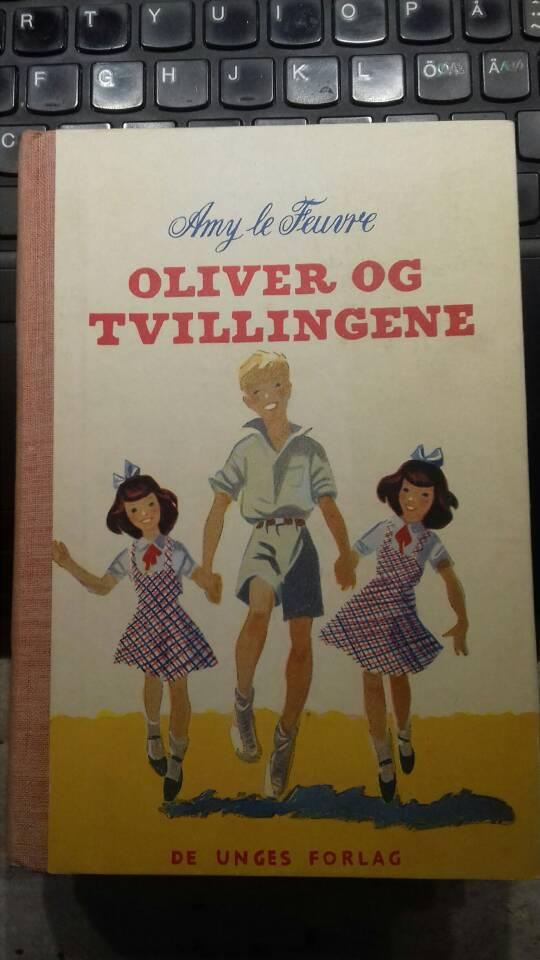 Oliver og tvillingene